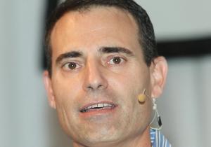 איתי זימן, מנהל הטכנולוגיות הראשי של ברינקס ישראל. צילום: קובי קנטור