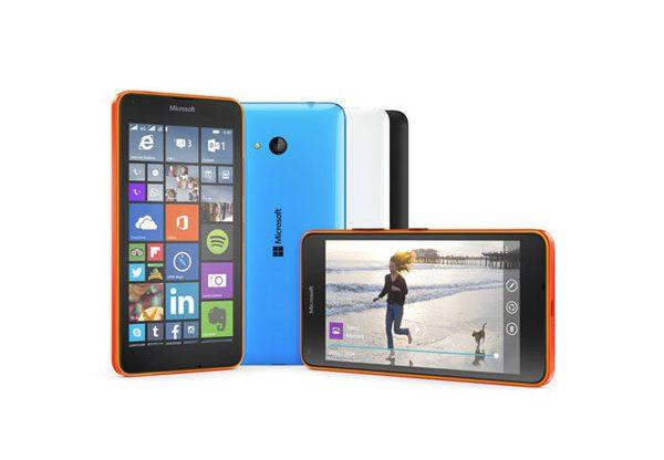 הילדים החדשים בשכונה. המכשירים החדשים של Lumia