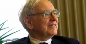 בן 90. וורן באפט. צילום: מארק הירשי, מתוך ויקיפדיה