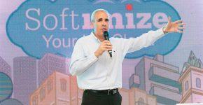 """הראל יפהר, מנכ''ל AWS ישראל. צילום: יח""""צ"""