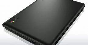 """ה-ideapad Chromebook 100S של לנובו. צילום: יח""""צ"""