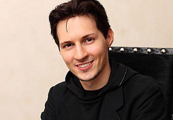 פאבל דורוב, מייסד טלגרם. צילום: ניק לובושקו, מתוך ויקיפדיה