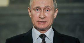 """באמת רוצה """"שולם"""" בסייבר? ולדימיר פוטין, נשיא רוסיה. צילום: BigStock"""