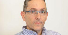 """שימי ארנסט, מנמ""""ר בית החולים שיבא. צילום: יניב פאר"""
