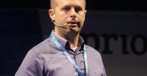 אלכס סלקובסקי, מנהל טכנולוגיות עסקיות, קבוצת אלקטרה. צילום: ניב קנטור