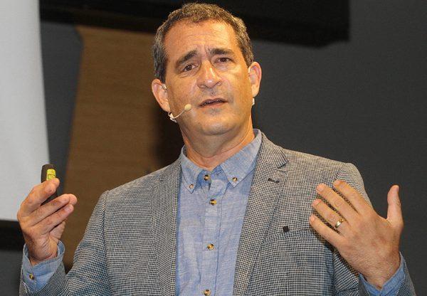 אמיר רסקין, יועץ אסטרטגי לתחום ניתוח נתונים לעומק. צילום: ניב קנטור