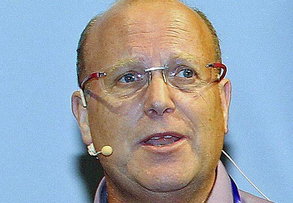 מוטי סדובסקי, מנהל מכירות למזרח אירופה וישראל באינפורמטיקה. צילום: ניב קנטור