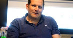 צחי וייספלד, המנהל הגלובלי של אינטל איגנייט. צילום: פלי הנמר