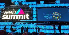 עיריית תל אביב-יפו בכנס Websummit בליסבון. צילום: דוברות העירייה