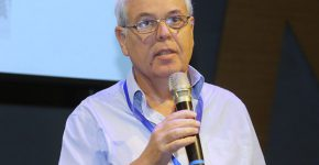 """משה לסמן, מנכ""""ל ומייסד גלובל דטה סנטר. צילום: ניב קנטור"""