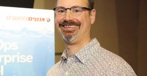 רנדי שאופ, סגן נשיא להנדסה, StitchFix. צילום: ניב קנטור