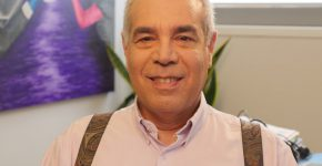 אלון ברנע, סגן נשיא מכללת אפקה להנדסה. צילום: הילה ספאק