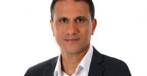 """ניר שלום, מנכ""""ל AT&T בישראל. צילום: סיון פרג'"""