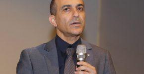 פרופ' רוני גמזו, פרויקטור הקורונה. צילום: ניב קנטור