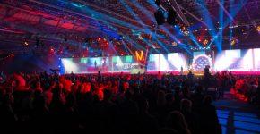 האולם בכנס Money 20/20. צילום: ביג-בן פלד