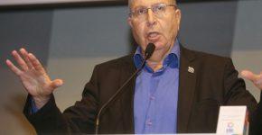 משה (בוגי) יעלון, לשעבר שר הביטחון. צילום: ניב קנטור