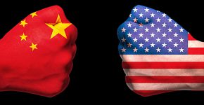 נאבקות. סין וארצות הברית. אילוסטרציה: BigStock