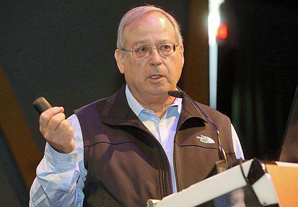 """מאיר גבעון, מייסד ומנכ""""ל גיב סולושנס. צילום: ניב קנטור"""
