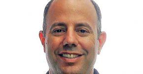"""יוחאי בראב, מנכ""""ל בראב מחשבים. צילום: יח""""צ"""