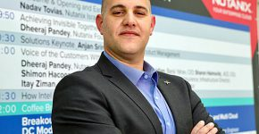 נדב טוביאס, מנכ''ל נוטניקס ישראל. צילום: ניב קנטור