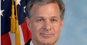 כריסטופר ריי, ראש ה-FBI.. צילום: מתוך ויקיפדיה