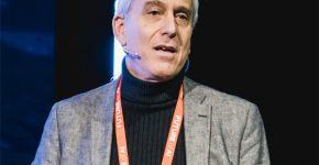 ד''ר יואב אינטרטור, ראש מרכז החדשנות והטכנולוגיה ב-J.P.Morgan ישראל. צילום: ניב קנטור ותומר פולטין .