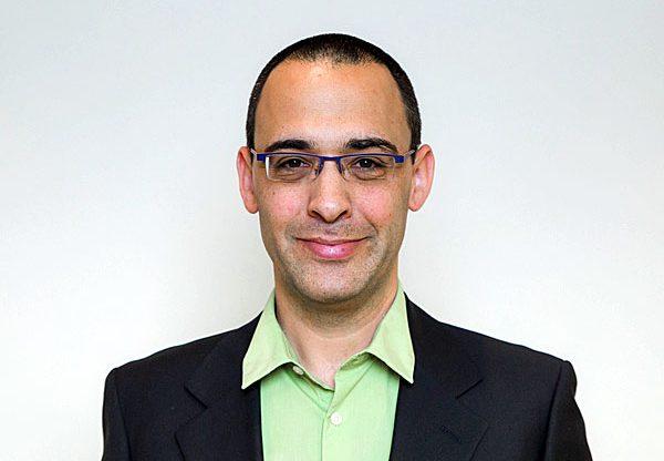 """ערן בראון, סמנכ""""ל טכנולוגיות לאזור EMEA באינפינידט. צילום: אלון לוין"""