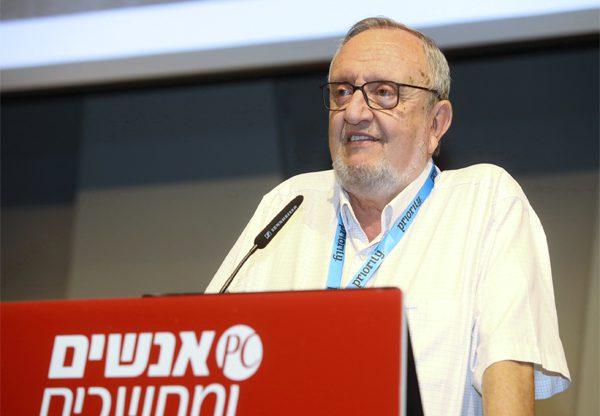 """רז הייפרמן, מנכ""""ל משותף ויועץ בכיר לחדשנות דיגיטלית ב-BDO-Digital. צילום: ניב קנטור"""