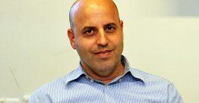 """קובי יוסף, סמנכ""""ל טכנולוגיות וחדשנות בקבוצת דלק ישראל. צילום: יניב פאר"""