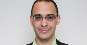 """ערן בראון, סמנכ""""ל טכנולוגיות לאזור EMEA ב-Infinidat. צילום: אלון לוין"""