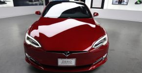הטייס האוטומטי כמעט מוכן? ה-Model S של טסלה. צילום אילוסטרציה: BigStock