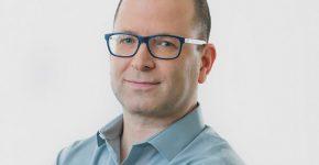 צביקי גולדברג, מנהל חטיבת התוכנה ומנהל האסטרטגיה של אלעד מערכות. צילום: ויקטור לוי