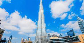 מגדל הבורג' חליפה - ה-סמל של דובאי. צילום: BigStock