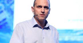 שלומי אנג'י, CTO של תחום המכירות בנוקיה ישראל. צילום: ניב קנטור
