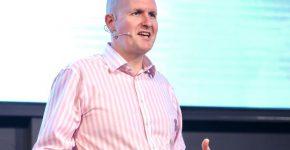 אנדרו ברינדד, סגן נשיא ומנהל מכירות, נוטניקס. צילום: ניב קנטור