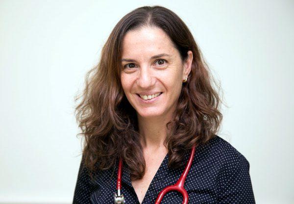 """ד""""ר גליה ברקאי, מנהלת היחידה למחלות זיהומיות ברפואת ילדים ומנהלת תחום הטלרפואה בבית החולים שיבא. צילום: דוברות בית החולים"""