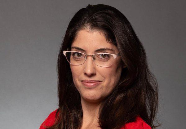 """הילה חדד חמלניק, מנהלת חטיבת החדשנות לפיתוח וניהול תשתיות תחבורה, נתיבי ישראל. צילום: יח""""צ"""