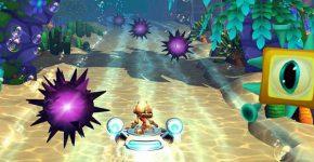 טיפול חדשני במשחק וידיאו להפרעות קשב וריכוז. EndeavorRX של אקילי אינטראקטיב. צילום מסך