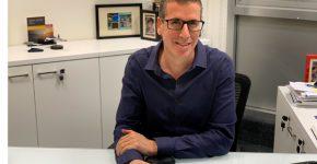 """אלון קור, סמנכ""""ל מערכות המידע החדש של AIG ישראל. צילום פרטי"""