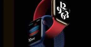 בודק גם סטורציה. Apple Watch Series 6 החדש. צילום: אפל