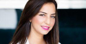 הילה לוי, מנהלת תחום תעשיות ביטחוניות באגף מכירות, בקבוצת מלם תים. צילום פרטי