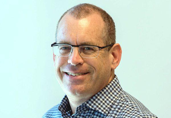 """מארק גרנות, סגן נשיא ומנכ""""ל אפלאוז ישראל. צילום: אמיר זלצר"""