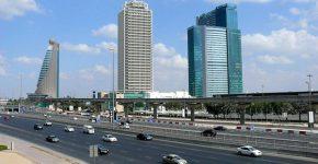 מרכז הסחר העולמי בדובאי. צילום: ויקיפדיה