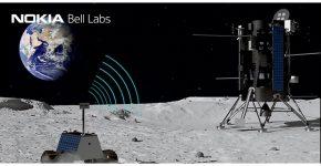 בקרוב: רשת סלולרית על הירח. צילום: מהטוויטר של מעבדות בל