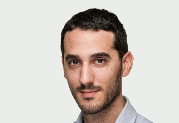 רותם מתוק, ראש תחום אבטחת סייבר במעבדת החדשנות של סומפו ישראל. צילום: סומפו ישראל
