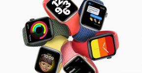 הדגמים החדשים של Apple Watch. צילום: אפל