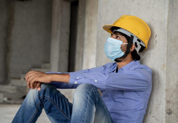 הטכנולוגיה לעזרת המלחמה במוות של פועלי בניין. צילום אילוסטרציה: BigStock