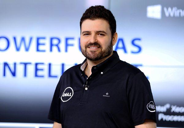 """אורן דותן, מנהל תחום מחשוב עסקי ב-דל טכנולוגיות ישראל. צילום: יח""""צ"""