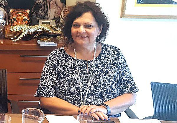 פרופ' רותי גפני, ראשת החוג למערכות מידע במכללה האקדמית תל אביב-יפו. צילום ארכיון: פלי הנמר